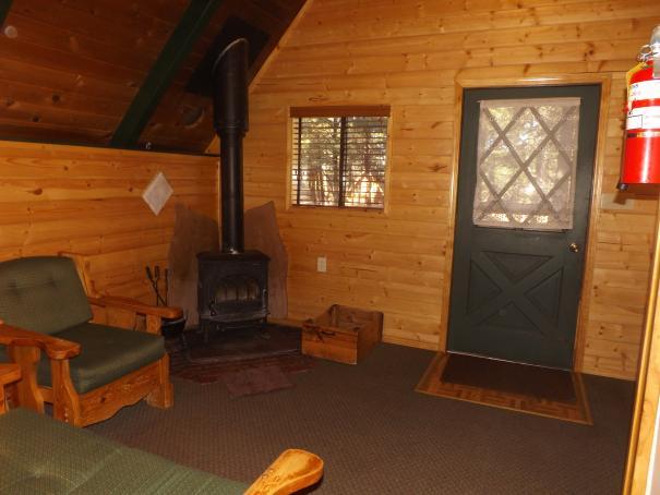 Cabin 11 Stove