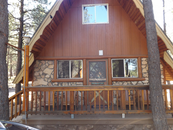 Cabin 13 Outside