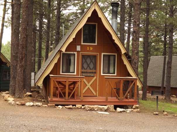 Sweet And Comfy Cabin Rental Arizona Mountain Inn And