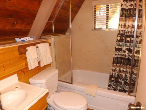 Cabin 9 Bath