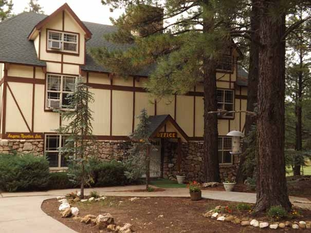arizona mountain inn and cabins lodging in the pines 87742