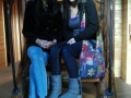 Volhardt - Dani & Sis in Cabin 15