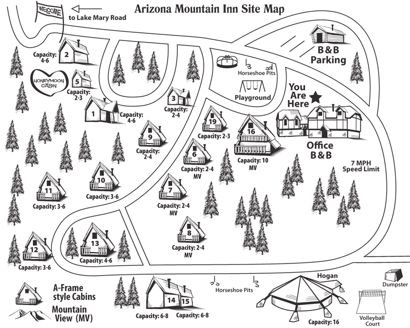 A Map of the Property
