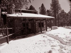 Cabin-BW