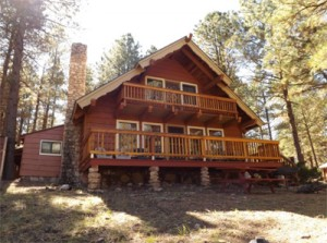 We have larger cabins to accommodate larger groups.
