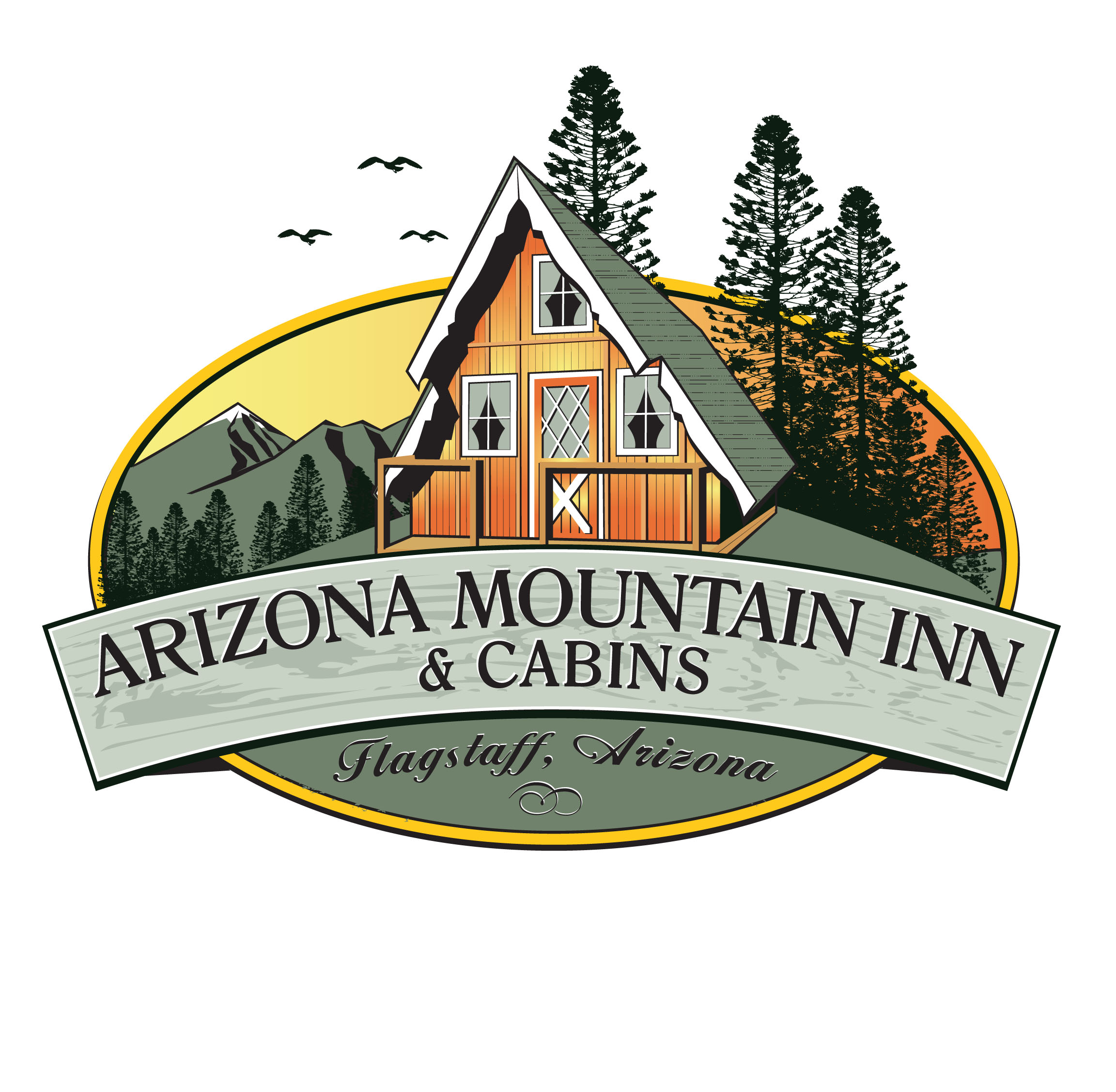 photo cabin large rentals in gallery cabins flagstaff