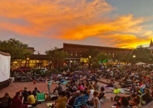 Movies in the Square, Flagstaff